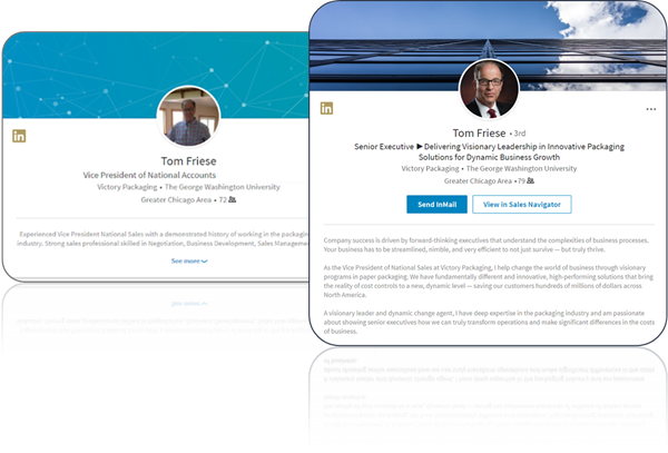 LinkedIn-Profile-Writing